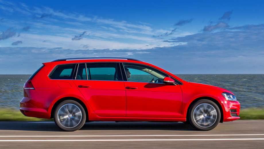 Learn generalist Volkswagen Golf Variant