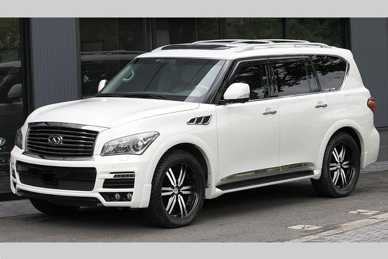 Infiniti Qx56 2013 All About Auto