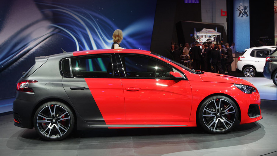 Hot Hatch The Peugeot 308 R Received Under The Hood 270 Horses
