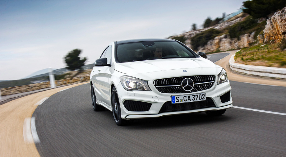 Mercedes benz cla reviewed the best 22 sports car for for Best time of year to buy a mercedes benz