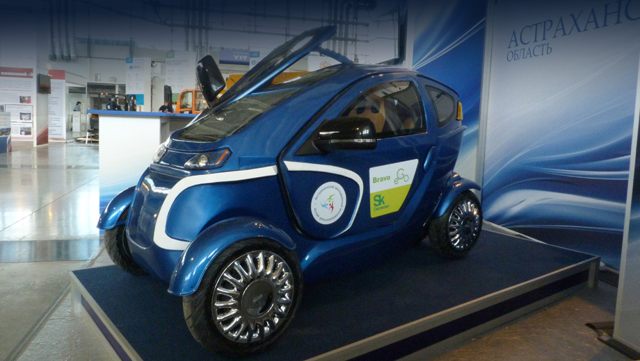 The Russian Electric Car Bravo Ego Will Try To Conquer Europe