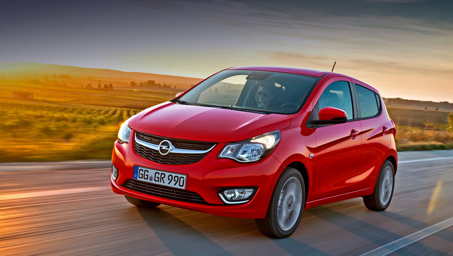The five-door Karl will be the most affordable Opel