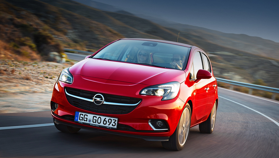 Hatchback Corsa has become the most economical Opel