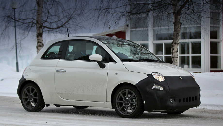 Retrobate Fiat 500 will modify the appearance