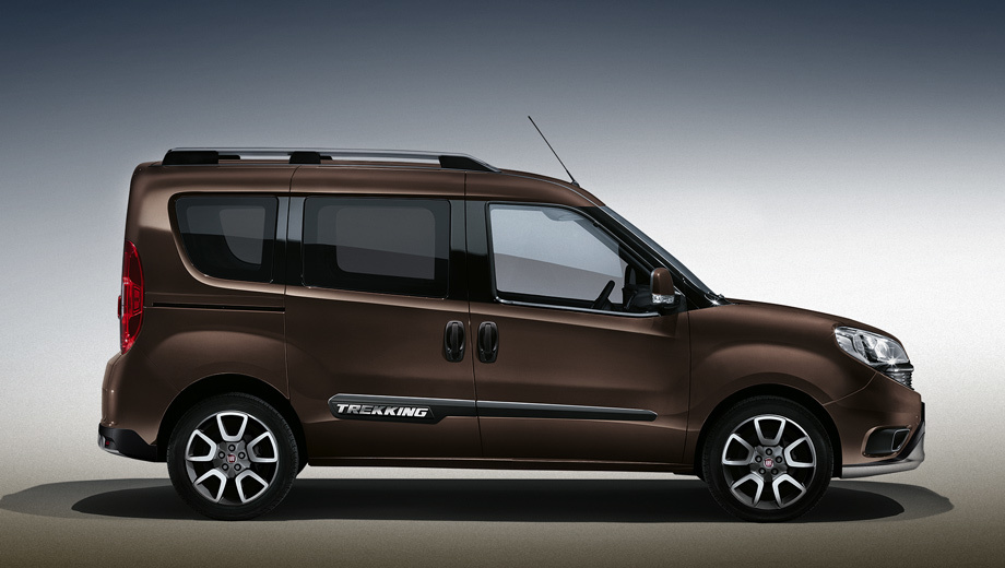 the compact mpv fiat doblo got seroney version trekking all about auto. Black Bedroom Furniture Sets. Home Design Ideas
