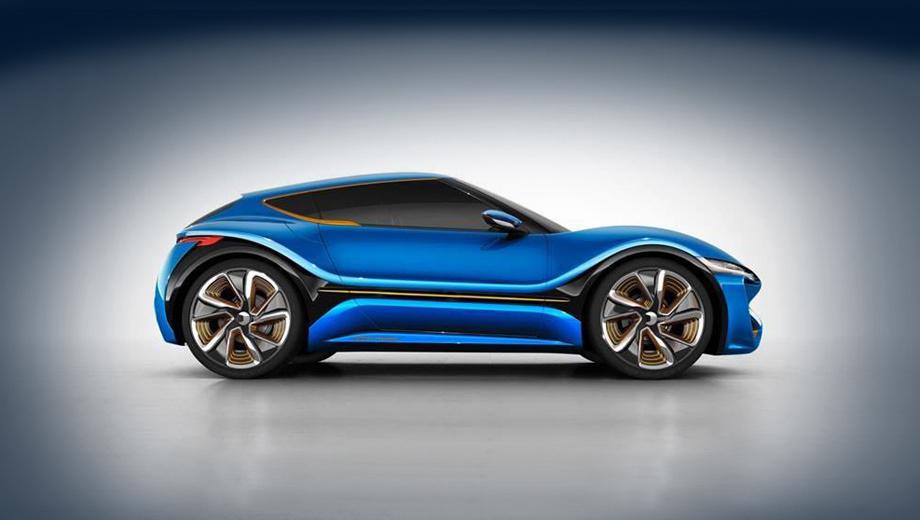 Updated: the Concept nanoFlowcell Quantino said 1000 km course