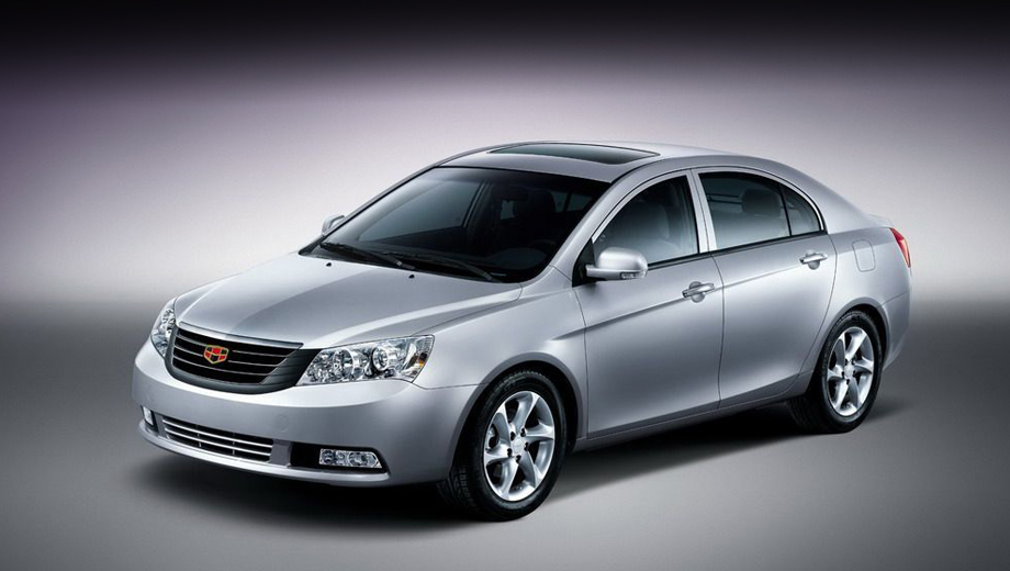 Geely Emgrand EC7 will send a service because of a defect Assembly