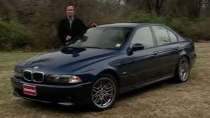 MotorWeek fondly recalls 2000 BMW M5