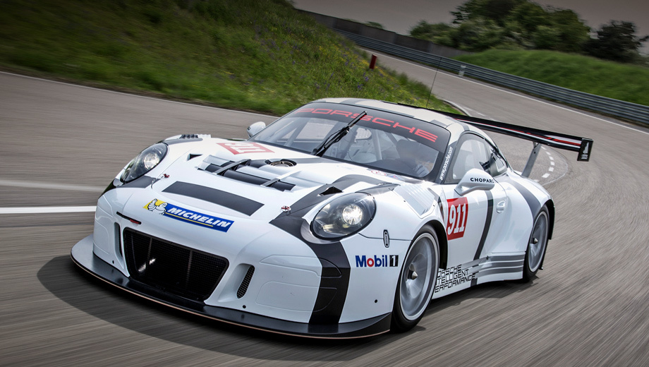 Racing Porsche 911 GT3 R 2016 will be tougher still