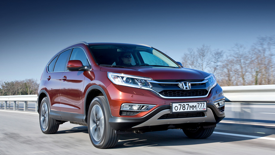 Honda has hung a price tag on the updated CR-V crossover