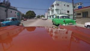 Автоблог на Кубе: улицы Гаваны в hyperlapse