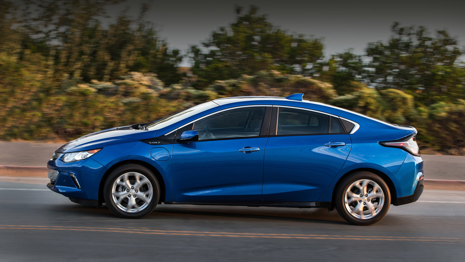 Autonomous hybrids Chevrolet Volt will go into operation in a year