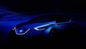 The concept will show the future of the electric car brand Nissan