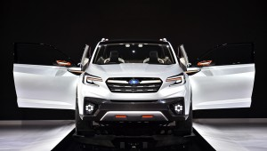 The heir to the Subaru Tribeca crossover will appear in 2018