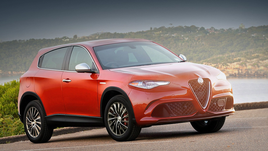 crossover alfa romeo will go on the record of the n rburgring all about auto. Black Bedroom Furniture Sets. Home Design Ideas