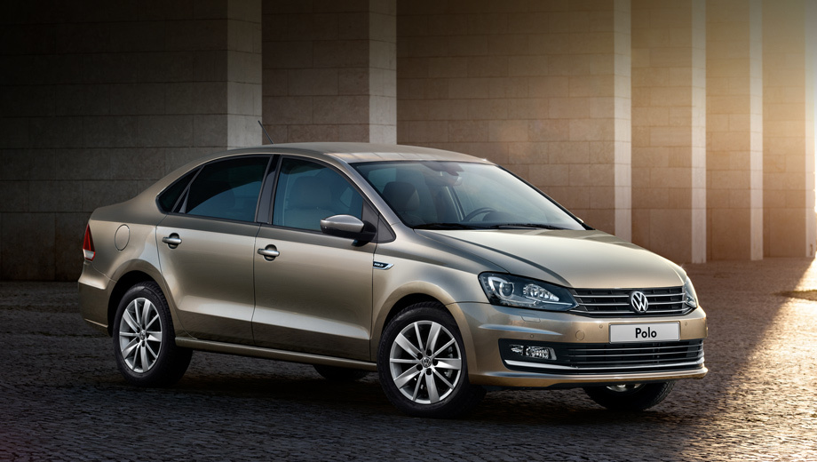 Next year Volkswagen Polo sedan will get the new version