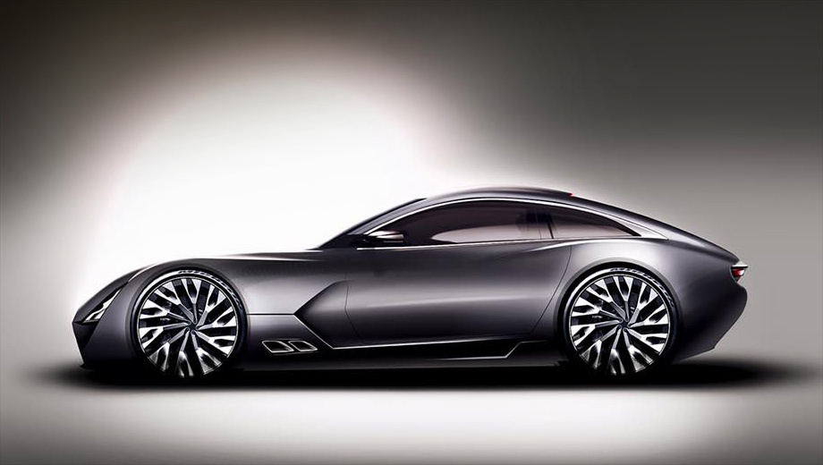Published the first teaser of the sports car brand the reborn TVR