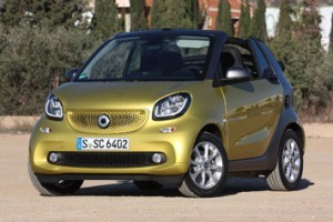 2017 Smart fortwo Cabriolet first drive [W/video]