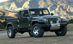 """Marchionne: """"we will build a Wrangler Pickup"""""""