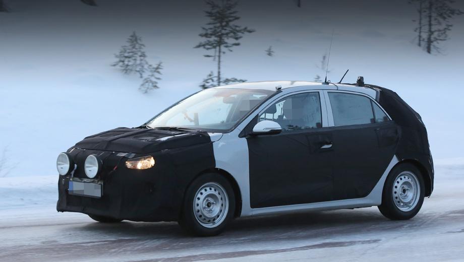 The company KIA has sent frost three new vehicles