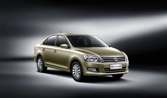 Der neue Volkswagen Satana (China)