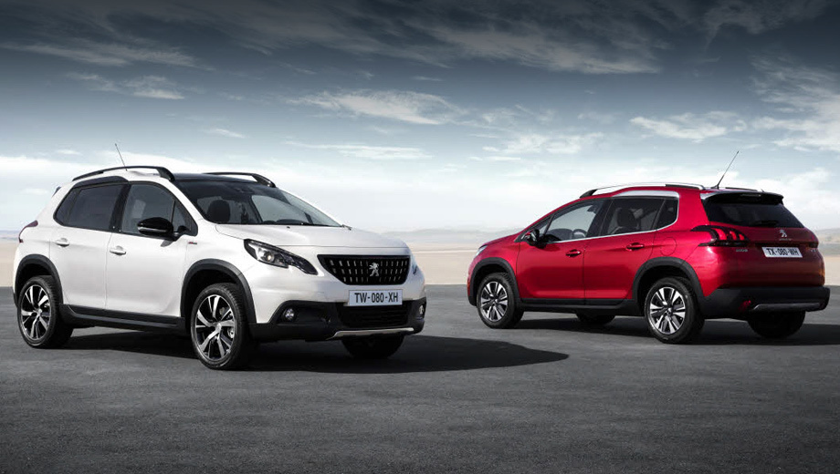 crossover peugeot 2008 was crowned the gt line model update all about auto. Black Bedroom Furniture Sets. Home Design Ideas