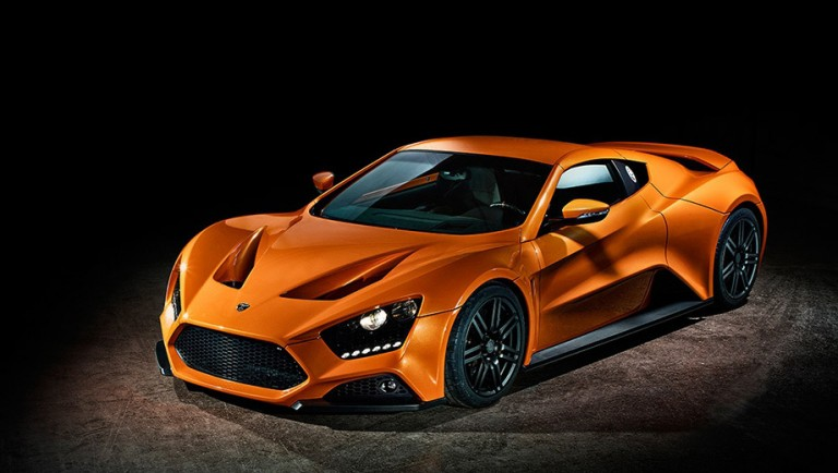 Mark the zenvo will present in Geneva two new supercar