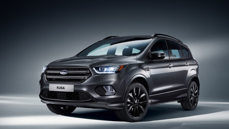 Updated Ford Kuga will be on the conveyor in Tatarstan